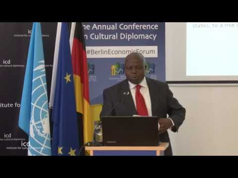 Abel Ojo (Managing Director for the Global Development and Capital Resources Ltd)