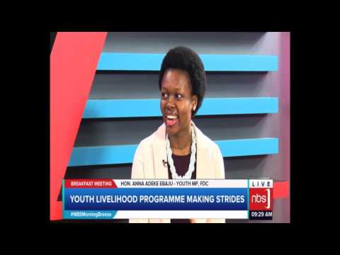 Youth Livelihood Programme Taking Strides