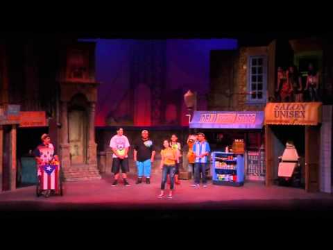 Breathe (In the Heights) LIVE