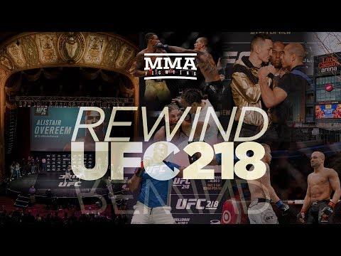 UFC 218 Rewind: Max Holloway Finishes Jose Aldo Again - MMA Fighting