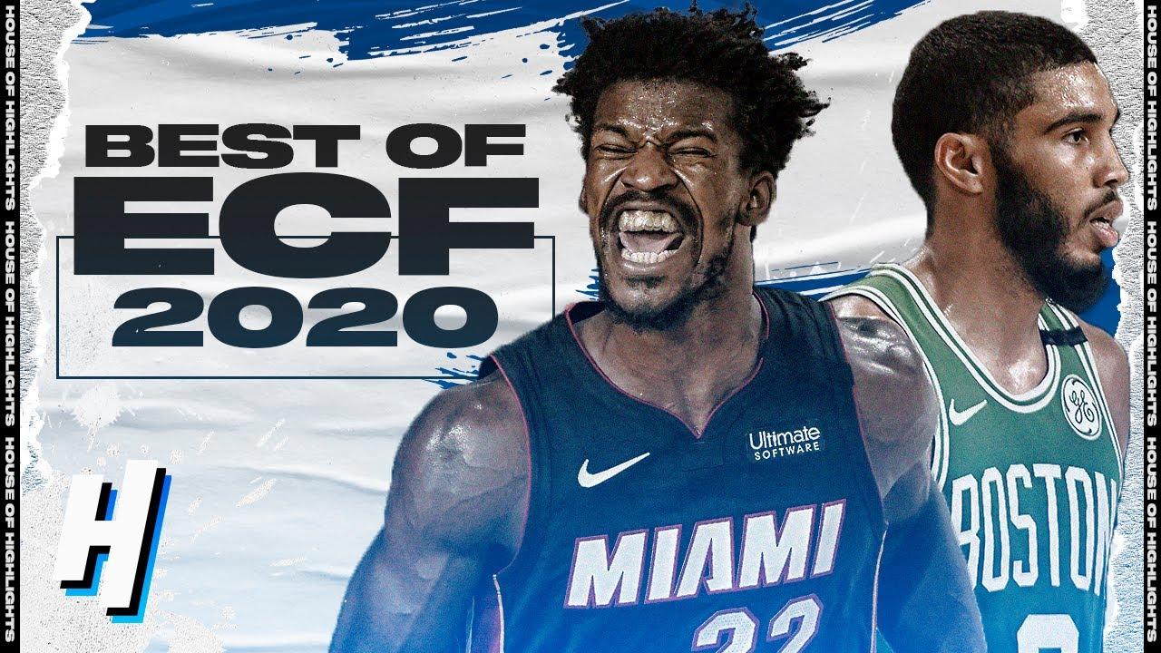 Best of ECF Heat vs Celtics Series | 2020 NBA Playoffs