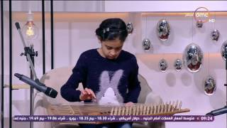 8 الصبح - عزف رائع للطفلة