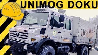 Was macht der UNIMOG U4000 bei der Bergrettung Feldberg? DOKU MERCEDES-BENZ Unimog für die Bergwacht