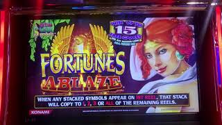 $20 Dollars In 100 Free Games Fortunes A Blaze Huge Win