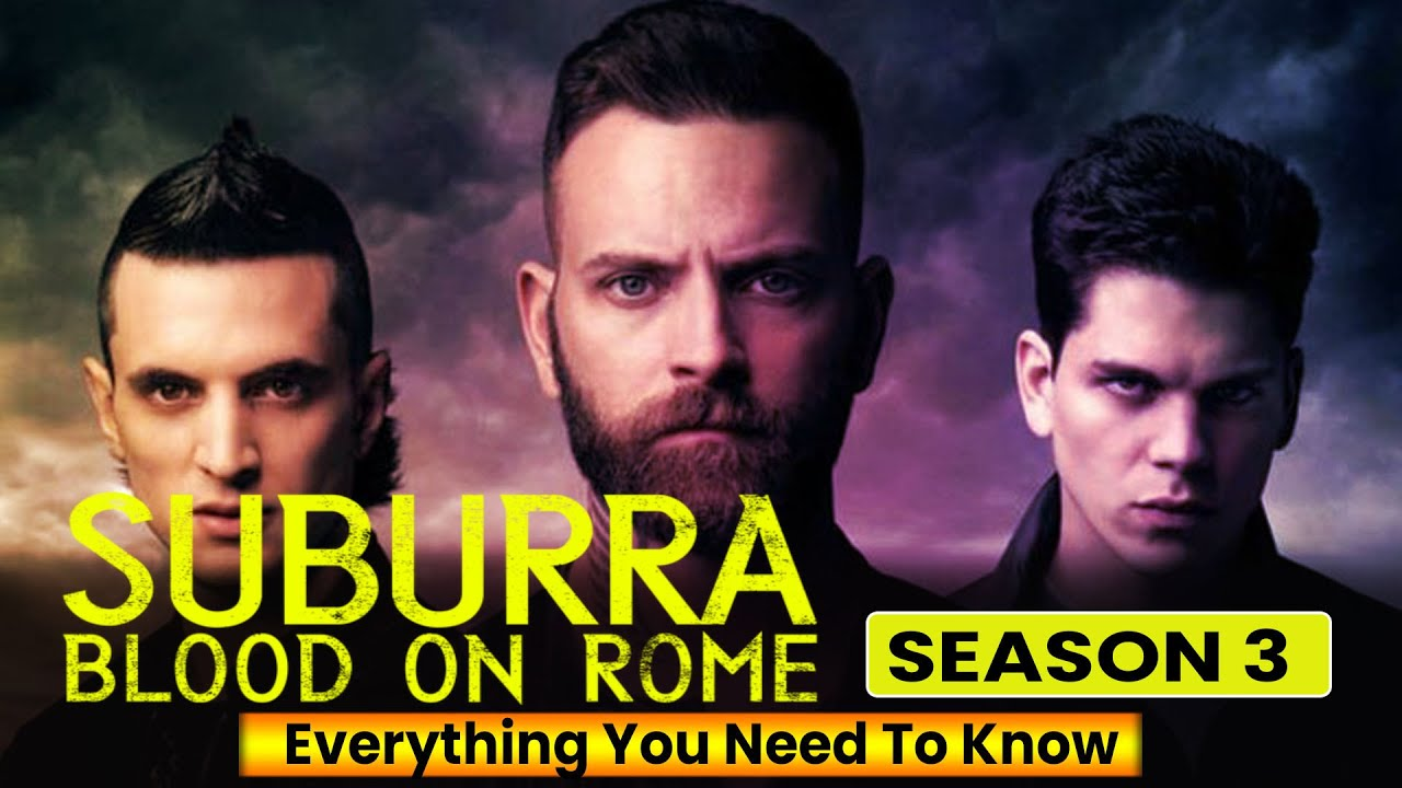 Download Suburra Blood On Rome Season 3 Everything You Need To Know About The 3rd Season - Box Office Release