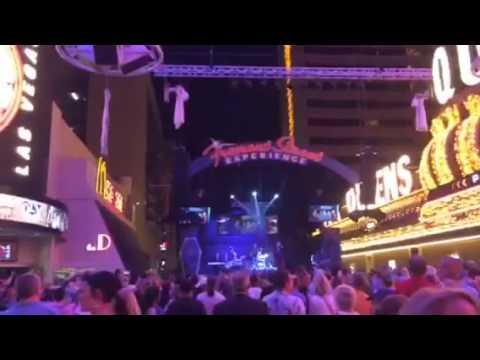Fremont Street Experience In Las Vegas