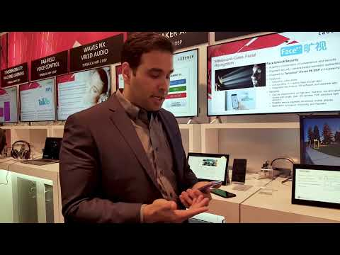 Cadence Demonstration of AI at the Edge on Consumer Phones Powered by Tensilica Vision DSPs