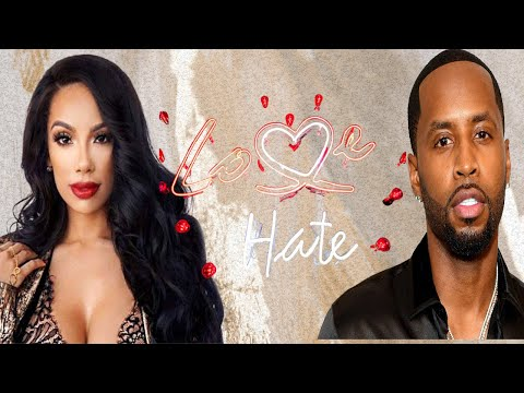 Safaree Partying While Child In NICU, Erica Regretful And Scared