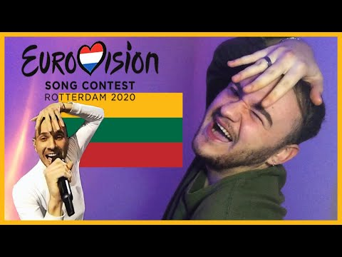 LITHUANIA EUROVISION 2020 REACTION: The Roop - On Fire      |Avos