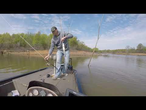 Truman Lake Crappie Fishing