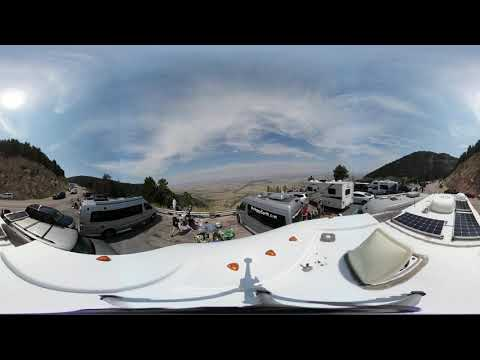 360 Video 4k Total Solar Eclipse Casper Wyoming 2017 Part 5/5
