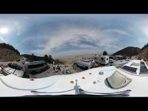 360 Video 4k Total Solar Eclipse Casper Wyoming 2017 Part 5/5