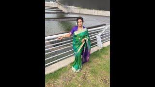 Aj sobar range আজ সবার রঙে Rezwana Choudhury Bannya