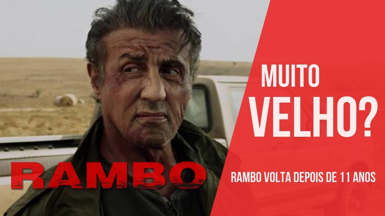 Rambo - Até o Fim | O ÚLTIMO FILME?