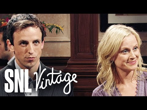 The Needlers: Restaurant Date - SNL