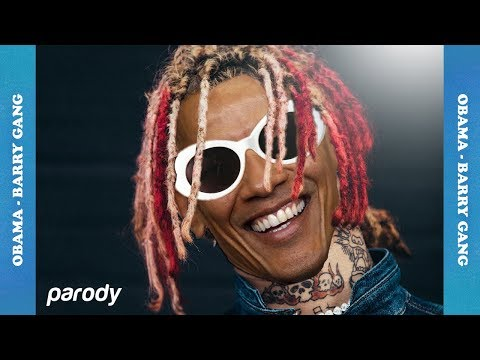 "Obama Raps ""Gucci Gang"" by Lil Pump!"