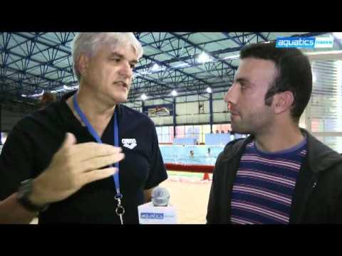 Mario Brguljan aquaticsnews.com interview.mp4