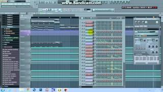 Ali Kınık Senin Şarkı Fl Studio Karaoke