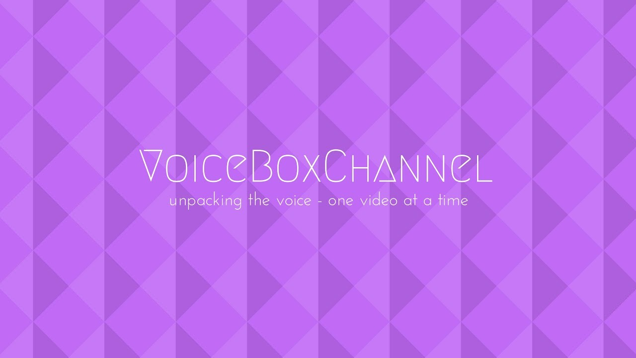 Voice Box Channel Introduction