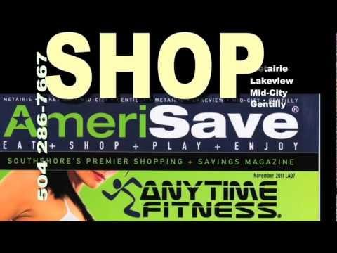 AmeriSave! - Coupon Magazine! - Eat Shop Play Enjoy!
