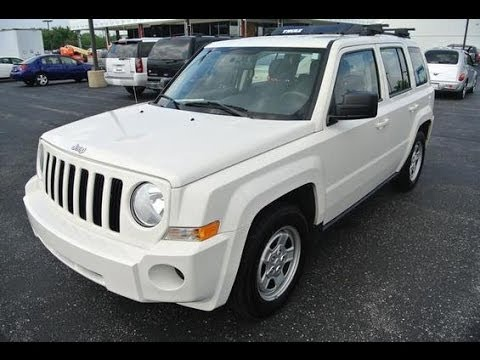2010 jeep patriot sport 2 4 start up and full tour youtube rh youtube com 2010 jeep patriot owner's manual 2010 jeep patriot owner's manual pdf