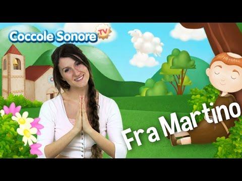 Fra Martino Campanaro - Balliamo con Greta - Canzoni per bambini di Coccole Sonore