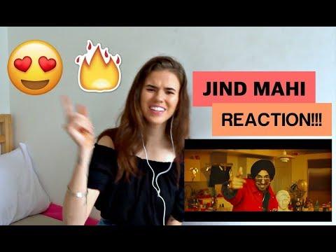Jind Mahi | Diljit Dosanjh | Manni Sandhu I Gurnazar I REACTION