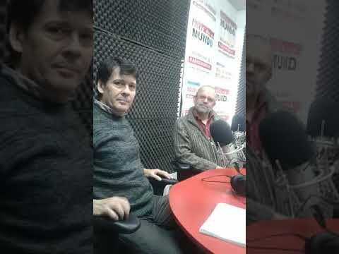 PROGRAMA 070 LA QUEBRÁ DEL AJI (RADIO NUEVO MUNDO) (INVITADOS FRANCISCO BOLIVAR & ANDRES PEÑA)