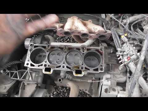 Небольшой ремонт двигателя ВАЗ 2112