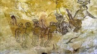 8 Cave Paintings depicting Aliens