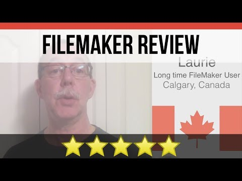 FileMaker Training Student Review-Filemaker Pro Video Training Review-Database Training Video Review