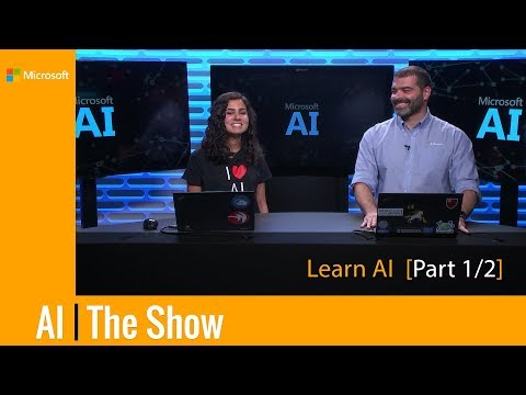 LearnAI-Bootcamp for Emerging AI Developers: Computer Vision API, Custom Vision Service, LUIS Part 1
