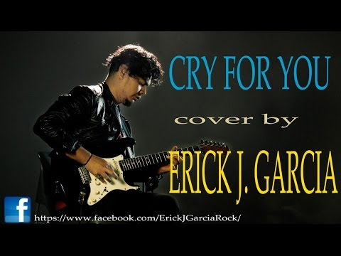 Cry for you andy timmons cover by erick j garcia