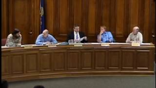 Panel Discussion and Vote, NSA Conditional Use Permit Application - April 25, 2017