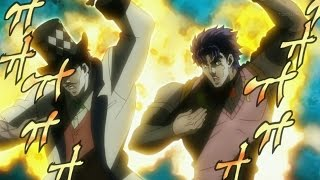 Anime: JoJo