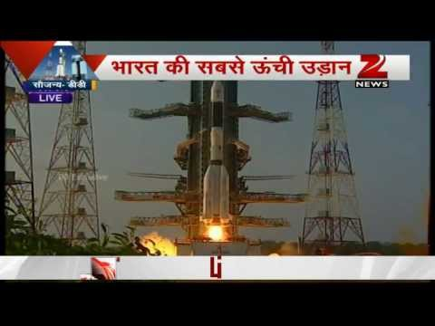 ISRO successfully launches GSLV-D5