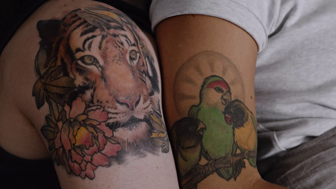 Lynx Tattoos Come To Life By 72andsunny Amsterdam