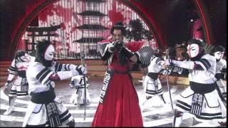 Шоу «Первая российская национальная музыкальная премия» в Кремле...