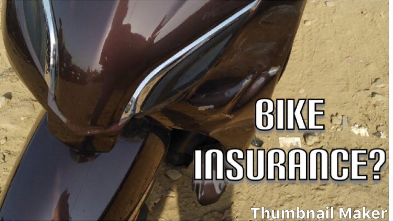 How To Claim Accident Insurance Honda Crashed Easy Step To Claim Bike Insurance