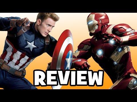 CAPTAIN AMERICA: CIVIL WAR Movie Review – No Spoilers