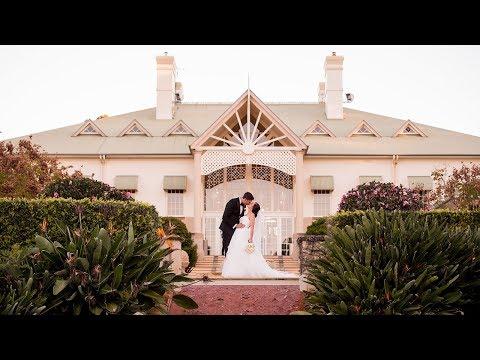 Intercontinental Sanctuary Cove Resort Wedding | Kobi and Michael
