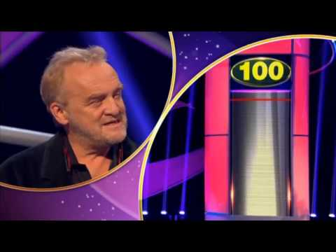 Pointless Celebrities - One Hundred Point Correct Answer