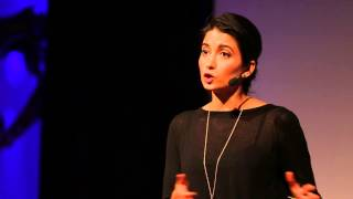 Enslaved: from victim to victor: Jessica Minhas at TEDxFiDiWomen