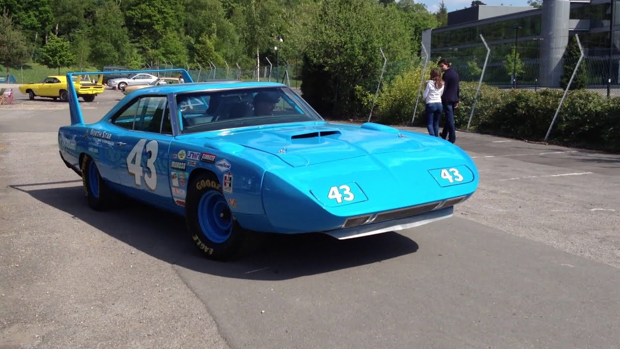 1970 Plymouth Superbird Petty Replica MOPARs At