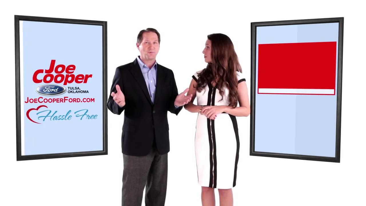 Joe Cooper Ford Midwest City >> Joe Cooper Ford Youtube