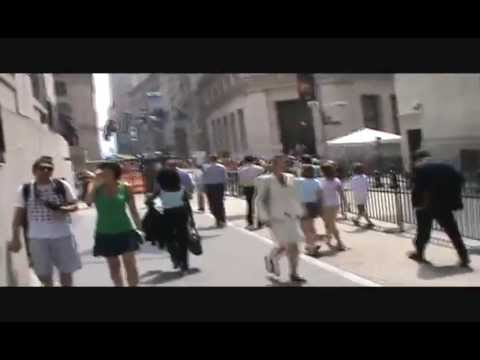 Staten Island Ferry Wall Street NYC vacation Part 63 thru 69