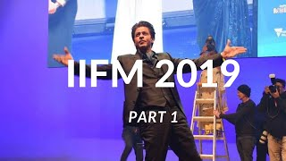 IIFM Awards Night   Part 1   Shah Rukh Khan   Karan Johar   Indian Film Festival Melbourne 2019