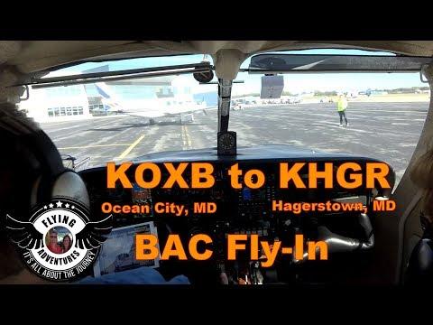 KOXB - OC MD  To  KHGR-Hagerstown MD