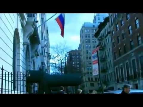 Русская Америка.Часть 8.Поход в русское консульство
