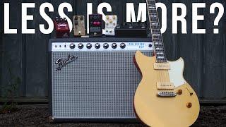 My Guitar Rig Crisis! | Friday Fretworks